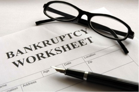Bankruptcy-Worksheet